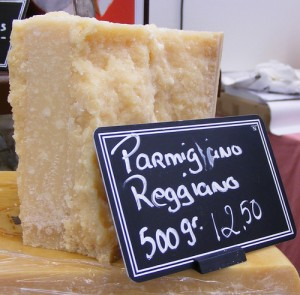 Parmigiano Reggiano by FotoosVanRobin