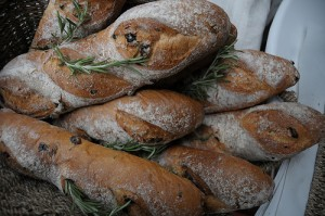 Rosemary bread by Kathryn Cartwright