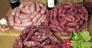 Sausages by LifeandTravel.com