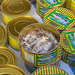 Salted Anchovies by Funadium