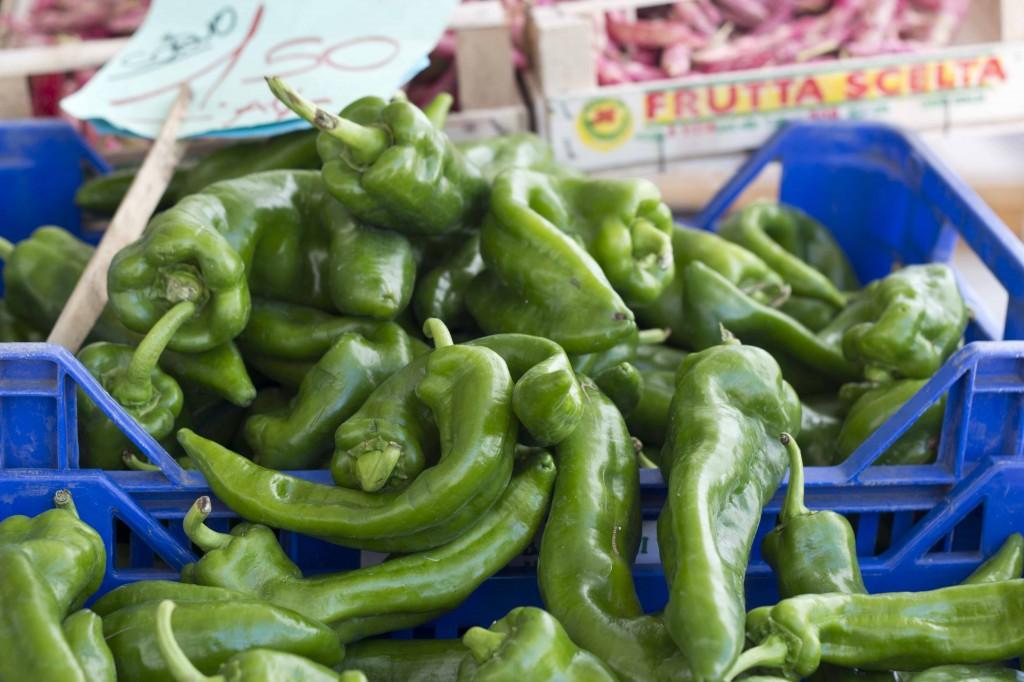 Corno peppers