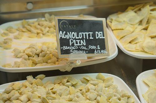 Agnolotti del plin by Blese