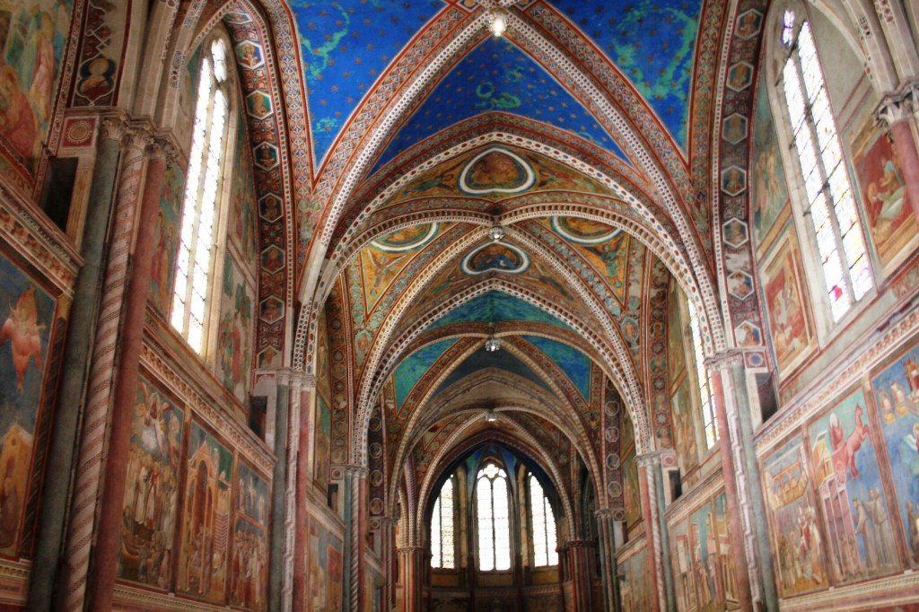 Basilica San Francesco, Assisi by B.Roveran