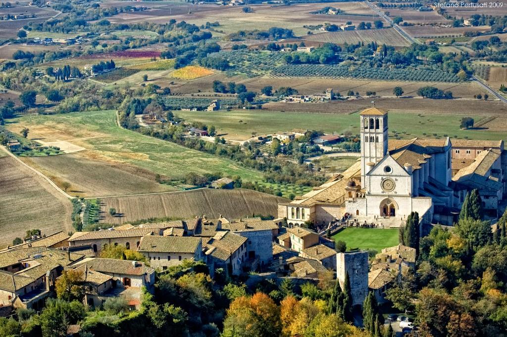 Basilica San Francesco, Assisi by Stefano Pertusani