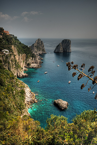 Capri by Francesco Sgroi