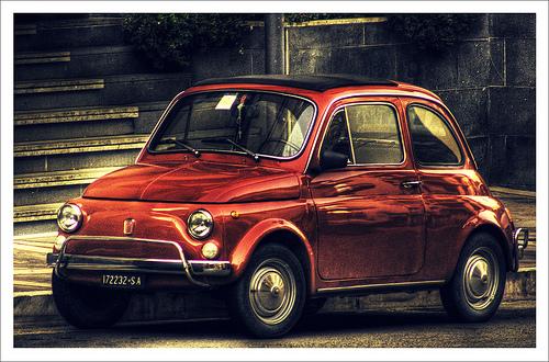 Fiat by Sabrina Campagna