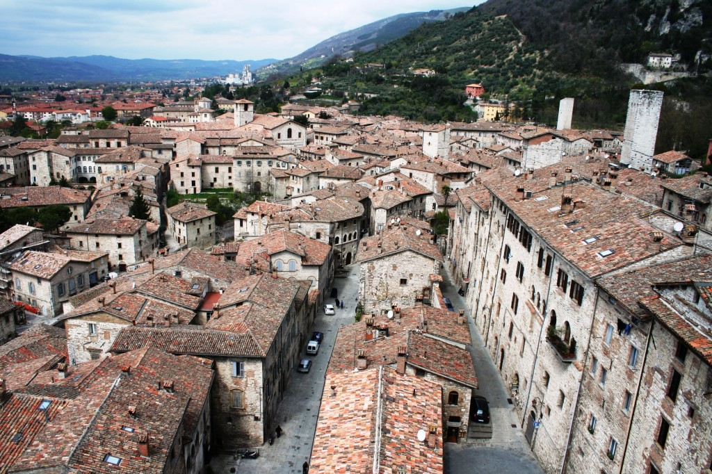 Gubbio by B.Roveran