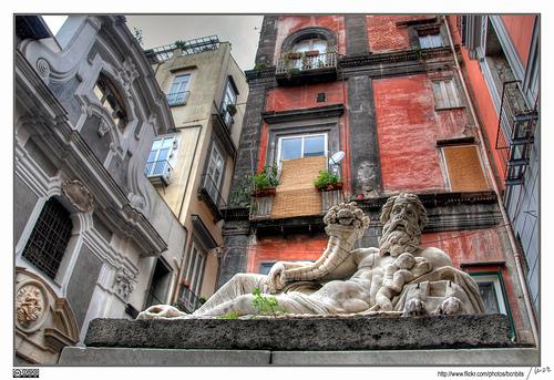 Il Nilo, Naples by MorBCN