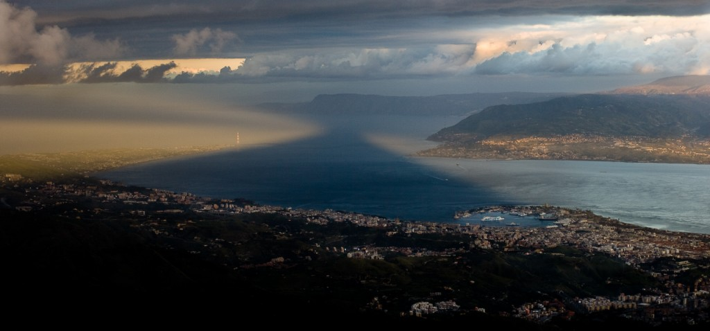 Messina Straits by Carlo Columba