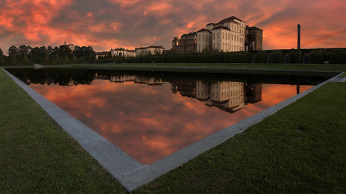 Venaria Reale by Andrea Mucelli