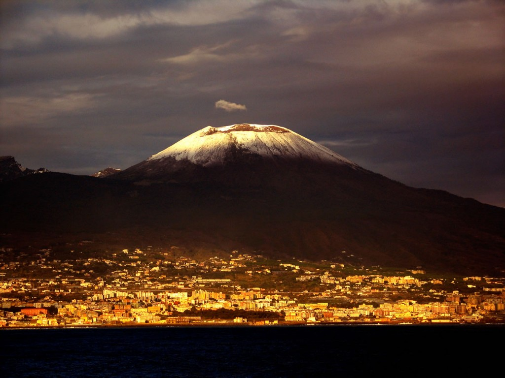 Vesuvius by Tom Wachtel