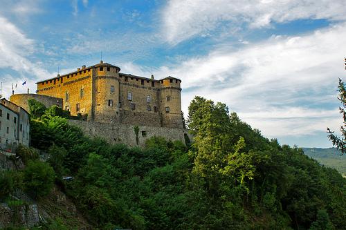 Castello di Compiano by sorriso-per-te