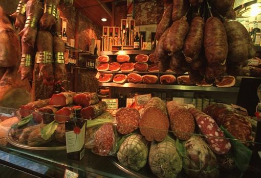 Gastronomia Tamburini Salumi Bologna by Turismo Emilia Romagna