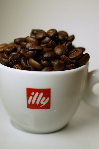 Illy coffee by Trophygeek