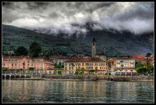 Lago Maggiore by Marie Jirousek