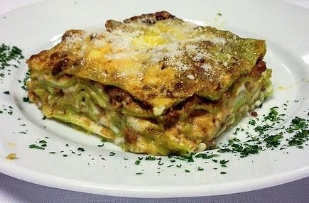 Lasagne alla bolognese by Sandro Cuccio