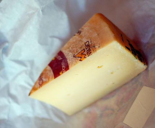 Montasio cheese by Ulterior Epicure