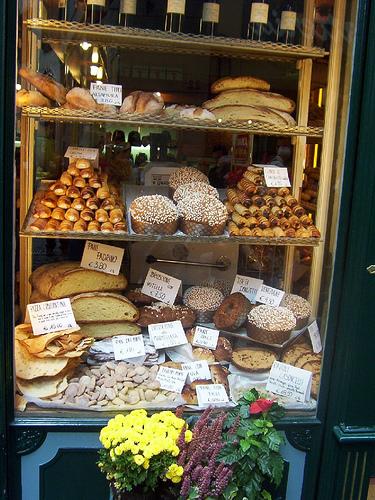 Pasticceria, Bergamo by Zingaro. I am a gipsy too.