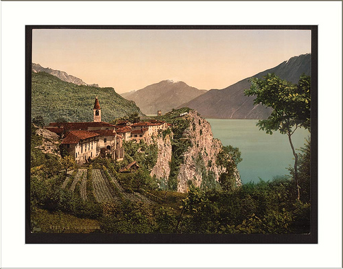 Tremosine Garda Lake by Snapshots of the Past
