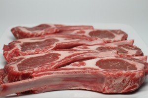 Lamb chops by michelle@TNS