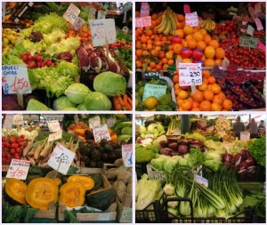 Market produce by Veneziando.it