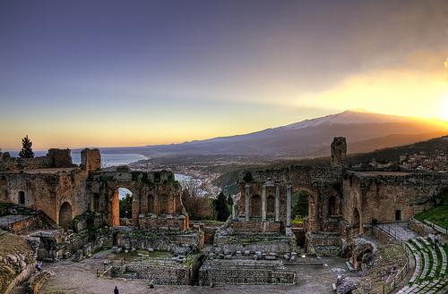 Antico Teatro in Taormina