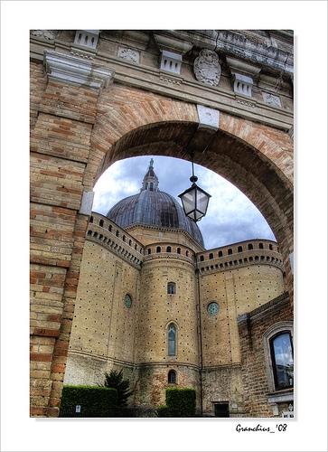 Basilica di Santa Casa in Loreto by Carlo Granchius Bonini