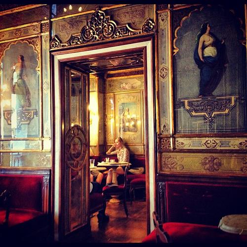 Caffe Florian by Maria Rosario Sannino