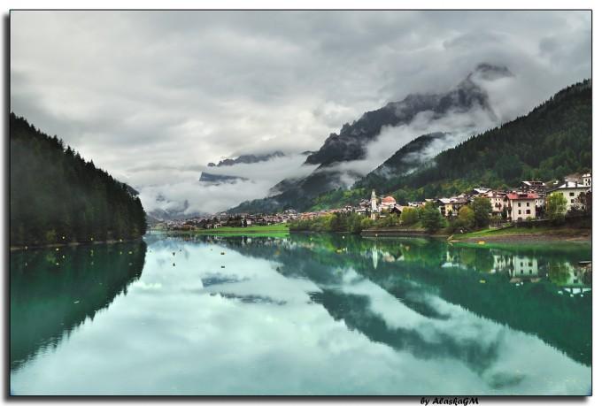 Cortina D'Ampezzo by Orlando Jose de Castro Junior