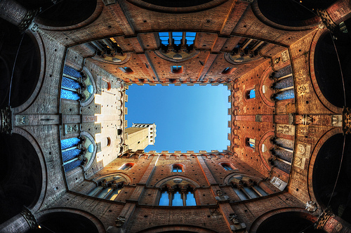 Palazzo Publico, Siena by Any Colour You Like