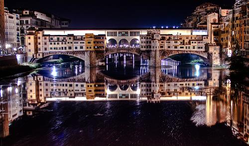 Ponte Vecchio, Firenze by Paolo Margari