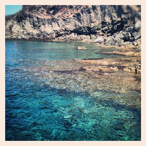 Punta di Nica in Pantelleria