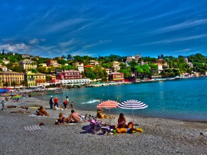 Santa Margherita Ligure by Rodrigo Soldon