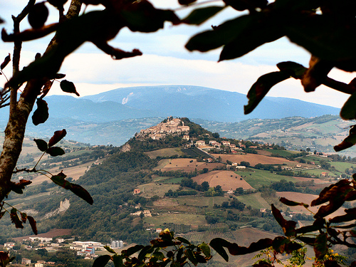 Santa Vittoria in Matenano by Albertus82