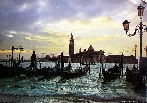 St. Marco wharf, Venezia by Adam