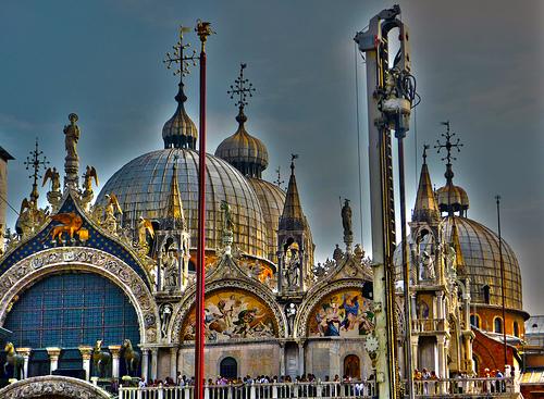 St. Mark's Basilica, Venezia by Rodrigo Soldon