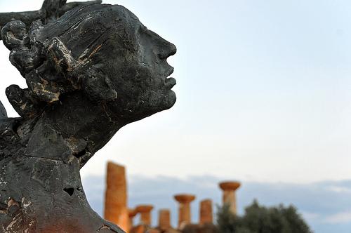 Valle dei Templi in Agrigento