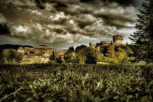 Volterra by Francesco Sgroi