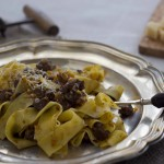 Pappardelle sul cinghiale by Meimanrensheng