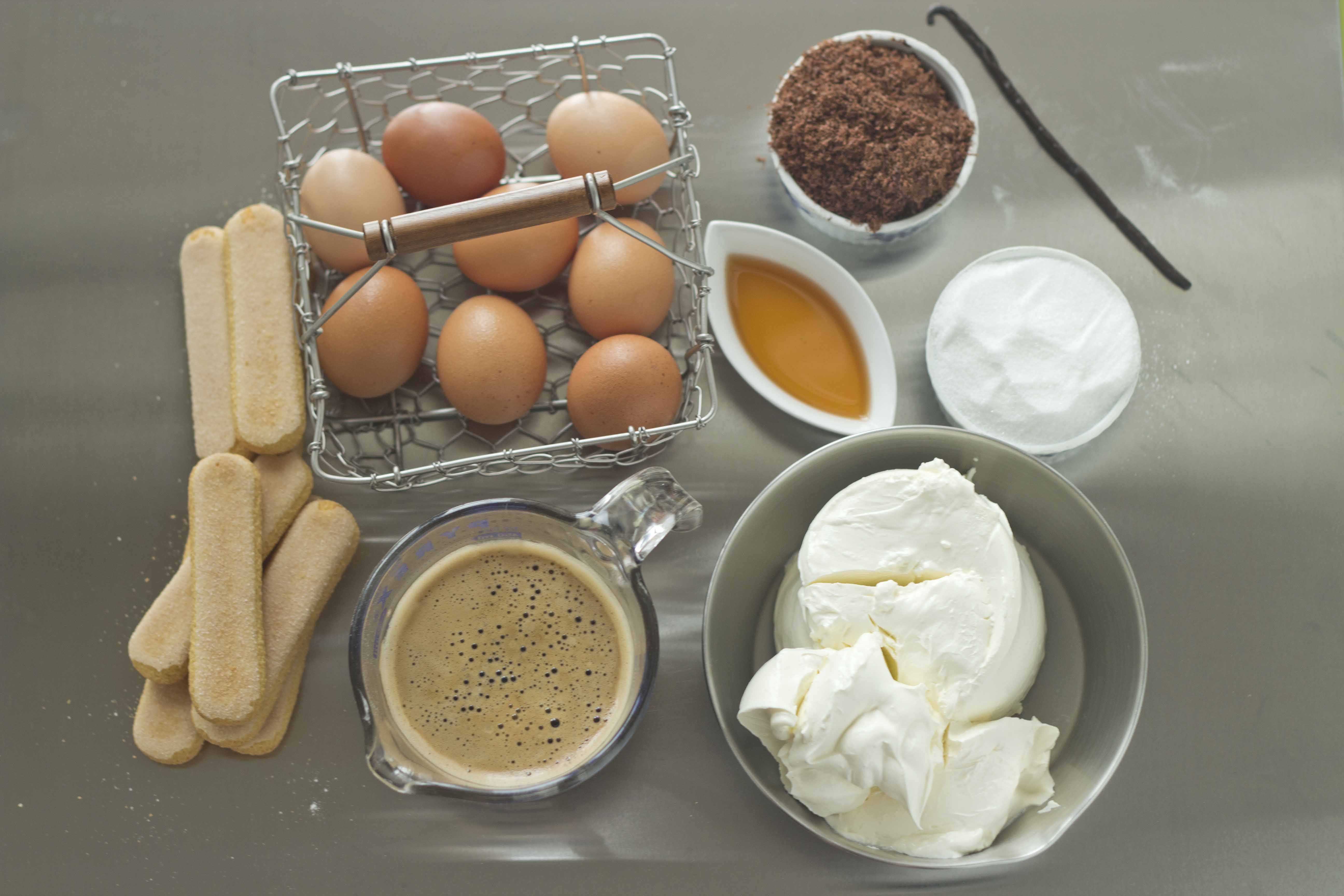 Tiramisu is easy to make and requires no cooking so is a ...