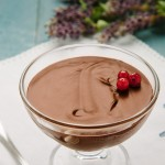 Chocolate mousse by Sebastiano Pitruzzello