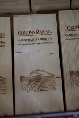Corona Majore Cannonau di Sardegna, Tenute Soletta