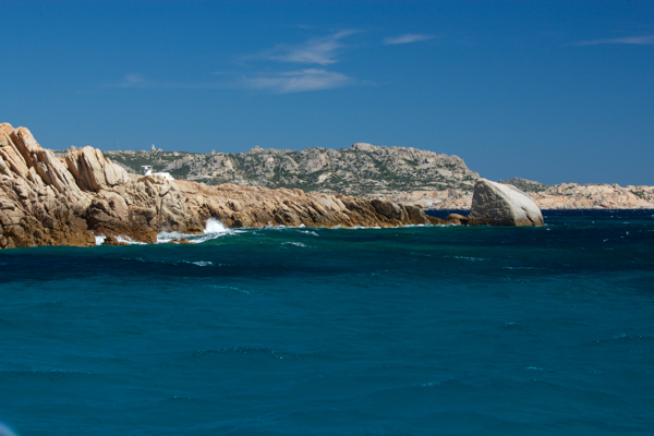 Maddalena islands, Sardegna