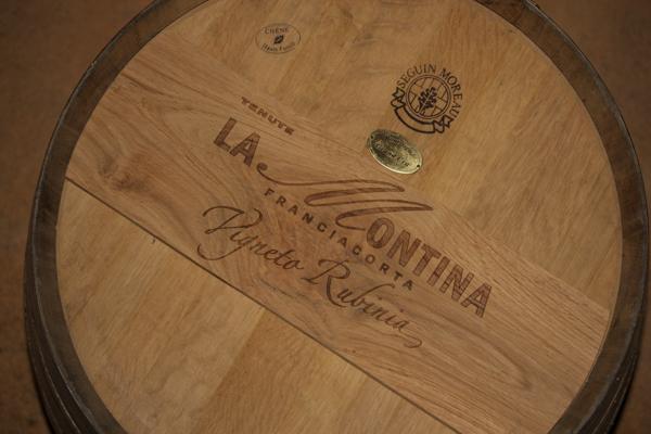 La Montina barrel