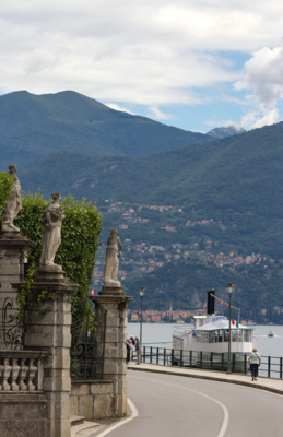 View from Villa Carlotta