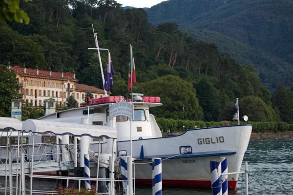 Bellagio ferries
