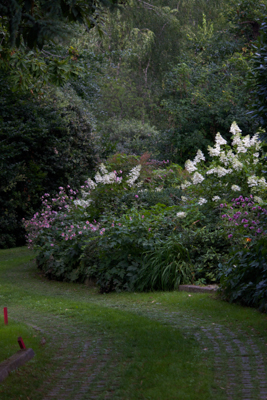 Gardens in the L'Albereta Relais & Chateaux
