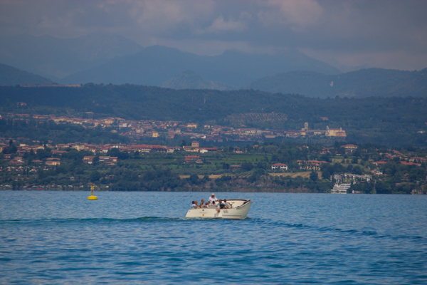 The Italian Lake District: Lago di Garda