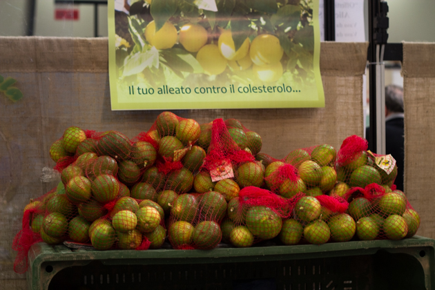 Bergamot from Calabria