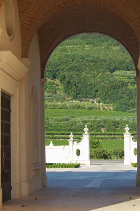 Gates to Dal Forno